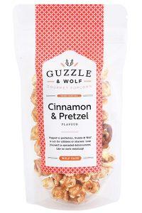 Cinnamon & Pretzel Gourmet Popcorn