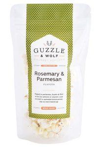 Rosemary & Parmesan Gourmet Popcorn
